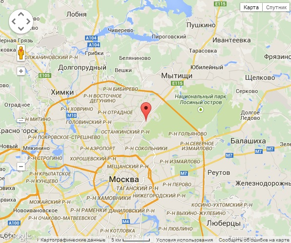 Изменение адреса площадки БИТАВТО в Москве!