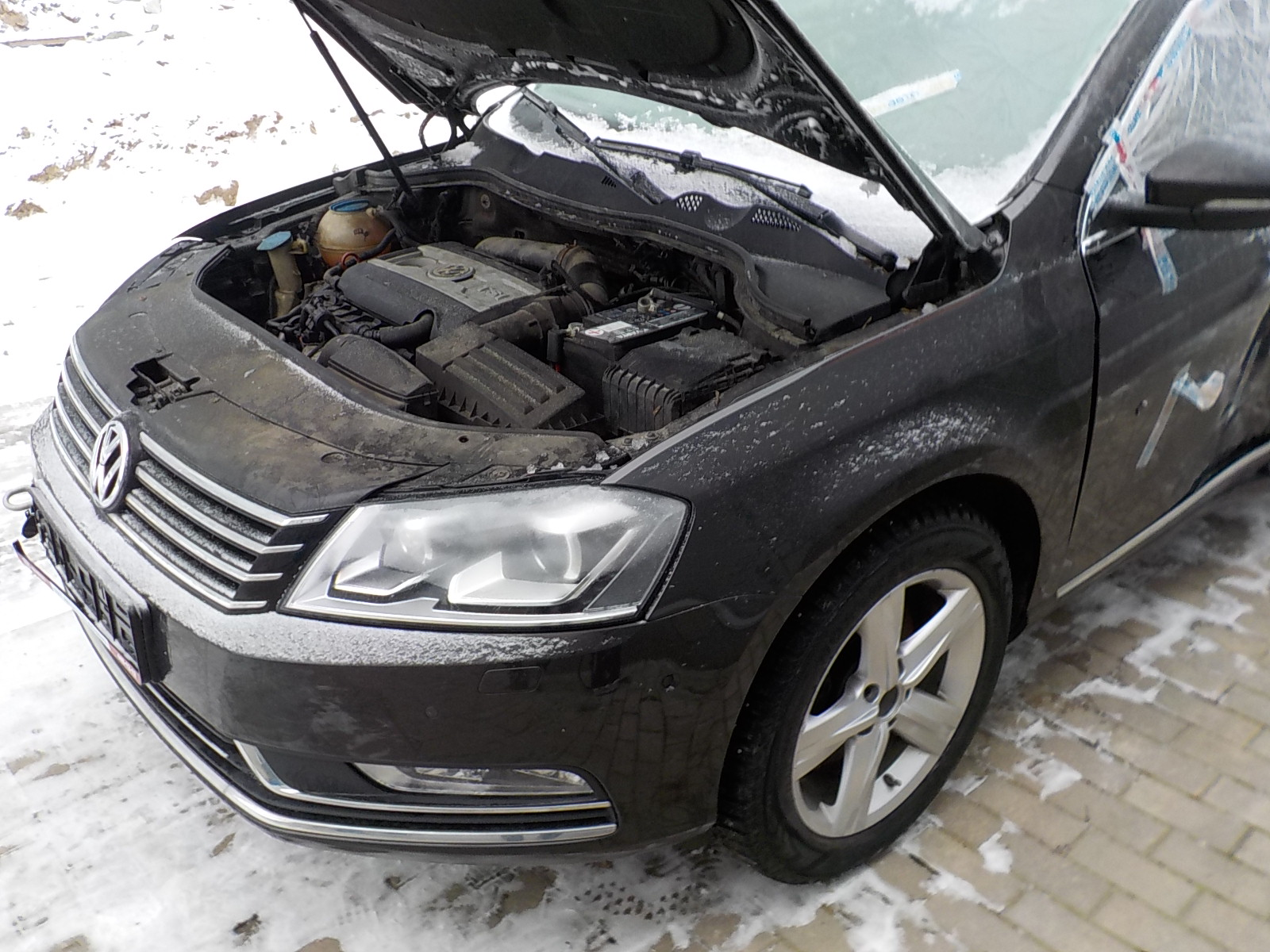 Volkswagen Passat (B7)