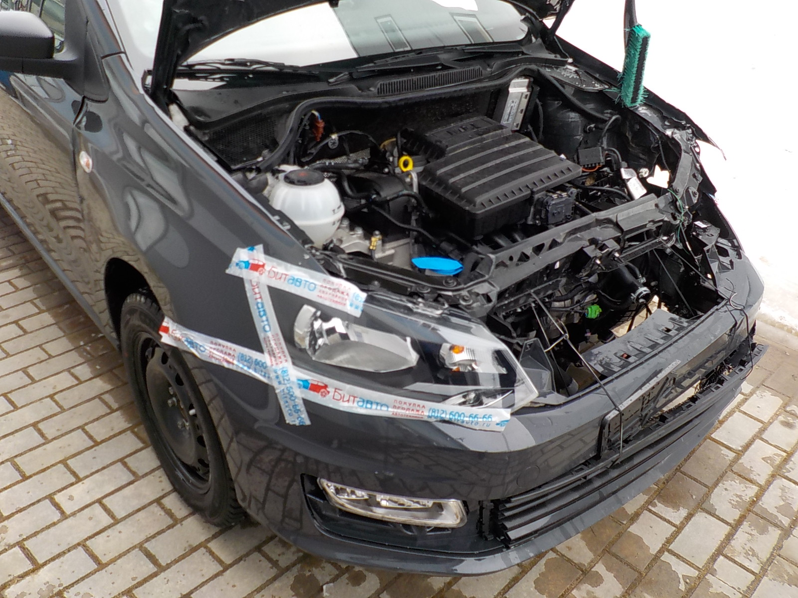 Volkswagen Polo (Sed RUS)