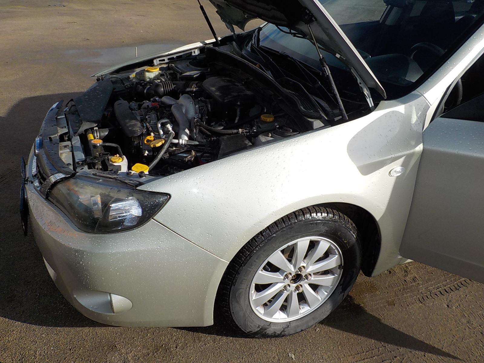 Subaru Imperza (G12)
